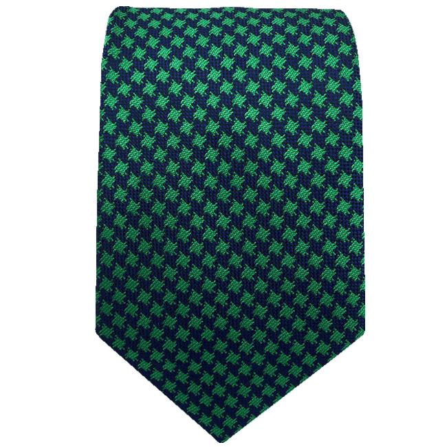 Y27 Navy Green Striped Extra Long Size Men Ties Neckties Hankies 63 Apparel Accessories